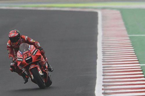 Emilia Romagna MotoGP: Bagnaia pole pozisyonunda, Quartararo 15. sırada!