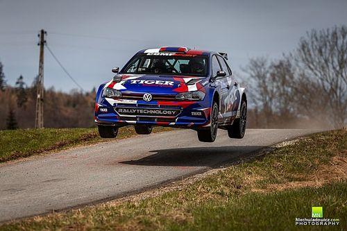 Potrójne podium Rallytechnology