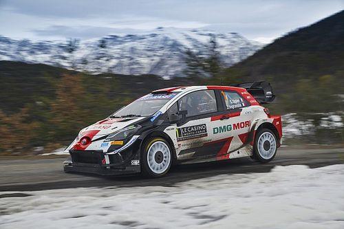 Ogier: ''WRC'nin yeni asfalt lastikleri, Hırvatistan'da seviye belirleyici olacak''