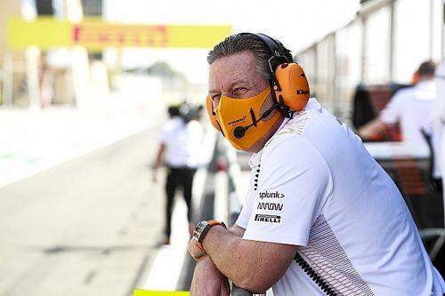 Зак Браун назвал лучшего босса команды в Формуле 1