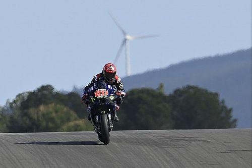 "Quartararo's Portugal MotoGP form helped by ""less complaining"""