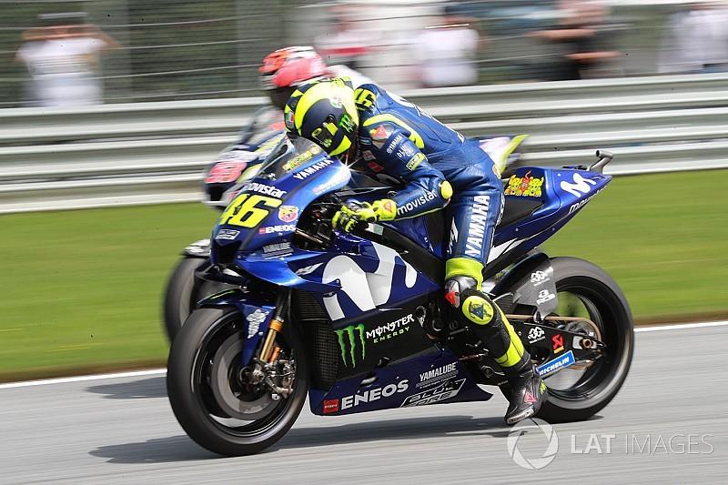 Rossi anggap masalah elektronik ujian bagi Yamaha