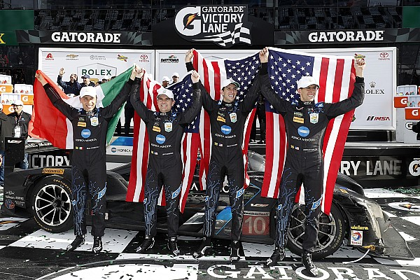 IMSA Daytona 24 Hours: Wayne Taylor Cadillac scores controversial win