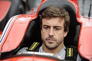 Формула 1 Новость Алонсо пообещал в случае неудачи проехать Indy 500 еще раз