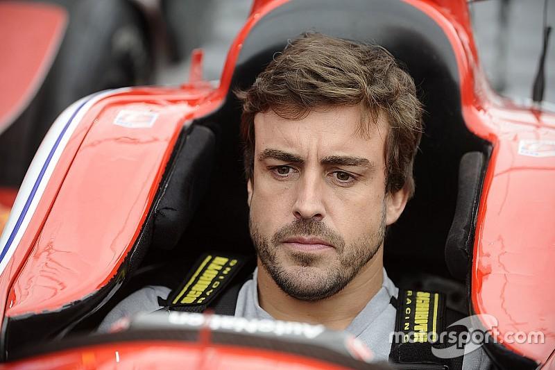 Алонсо пообещал в случае неудачи проехать Indy 500 еще раз