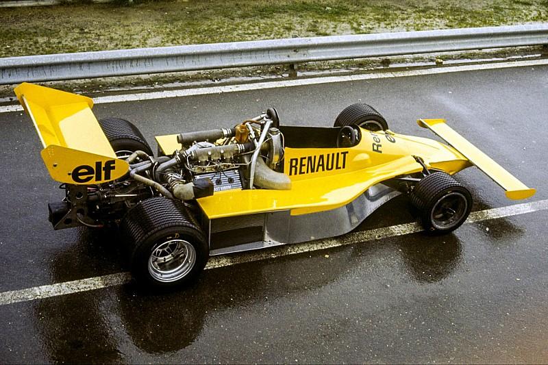 Il y a 40 ans, l'arrivée de Renault en Formule 1 (1/2)