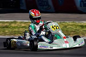 Kart Noticias de última hora Vidales y Hiltbrand, bien posicionados para la final en el Circuito Fernando Alonso