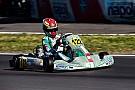 Kart WSK Final Cup, Vidales acaba tercero en las dos mangas