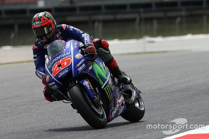 Selon Viñales, les problèmes de sa Yamaha sont contradictoires