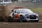 World Rallycross Heikkinen, Ekstrom'ün WRX takımından ayrıldı