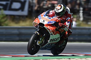 MotoGP Breaking news Rossi worried about Ducati threat in Brno race