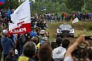 WRC El Rally de Polonia fuera del calendario de 2018