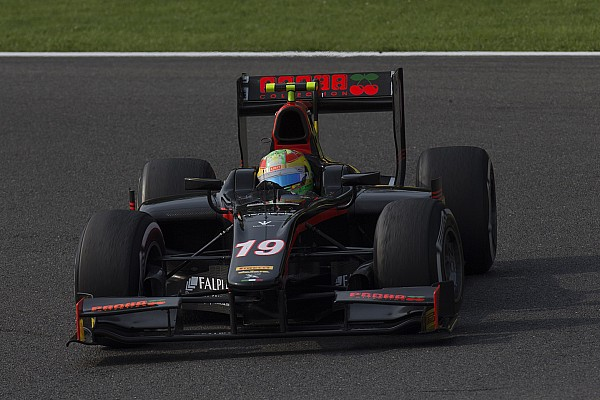 Merhi correrà anche a Monza rimpiazzando l'indisponibile Canamasas