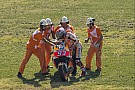 MotoGP «Я ошибся, но решил пройти поворот». Маркес рассказал о падении в Q2
