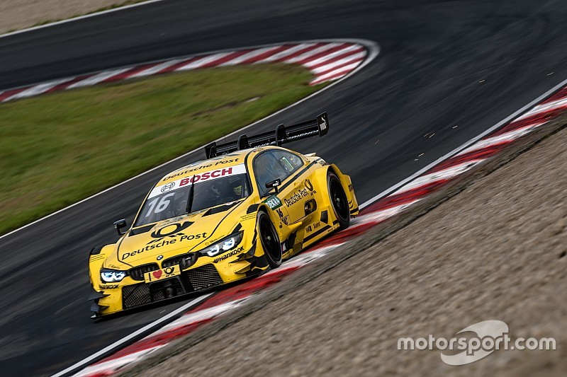 Zandvoort DTM: Glock leads all-BMW top four in qualifying