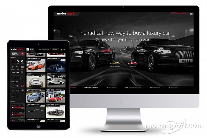 Motorsport Network запускает сервис покупки автомобилей MotorGT.com