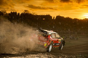WRC Leg report Catalunya WRC: Meeke grabs the lead as Hyundai suffers