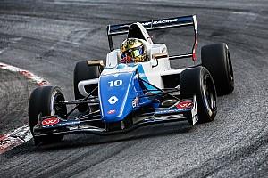 Formule Renault Actualités Meilleur temps pour Robert Shwartzman à Spa