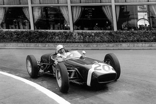 Las 10 mejores carreras de Stirling Moss