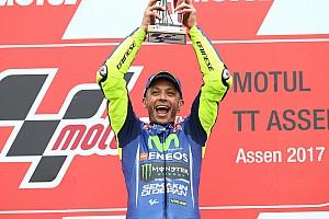 MotoGP Actualités Rossi :