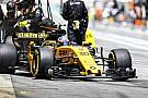 Formule 1 Renault fidèle à sa feuille de route pour l'évolution de son moteur