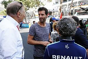 """Formula E Intervista Webber: """"La Formula E diventerà la categoria più difficile"""""""