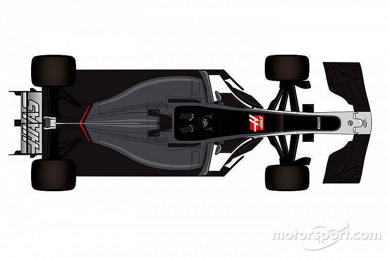 Haas: dal GP di Monaco le VF-17 avranno una nuova livrea