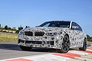 Automotive Noticias de última hora BMW M5 2017: propulsión trasera o tracción total, a gusto del conductor