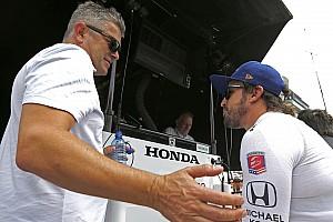 """IndyCar Últimas notícias Gil de Ferran: """"Alonso é um dos melhores pilotos que já vi"""""""