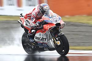 MotoGP Practice report FP2 MotoGP Jepang: Dovizioso teratas, Marquez terjatuh