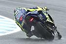 MotoGP Rossi terminó por el piso en Japón: