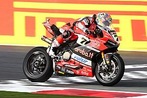 WSBK Reporte de la carrera Victoria de Davies en Francia con Mercado en la sexta posición