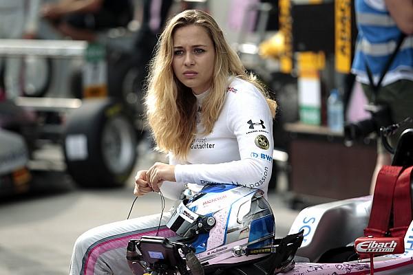Formel 4 News Urteil im Fall Sophia Flörsch: Rennsperre in der Formel 4
