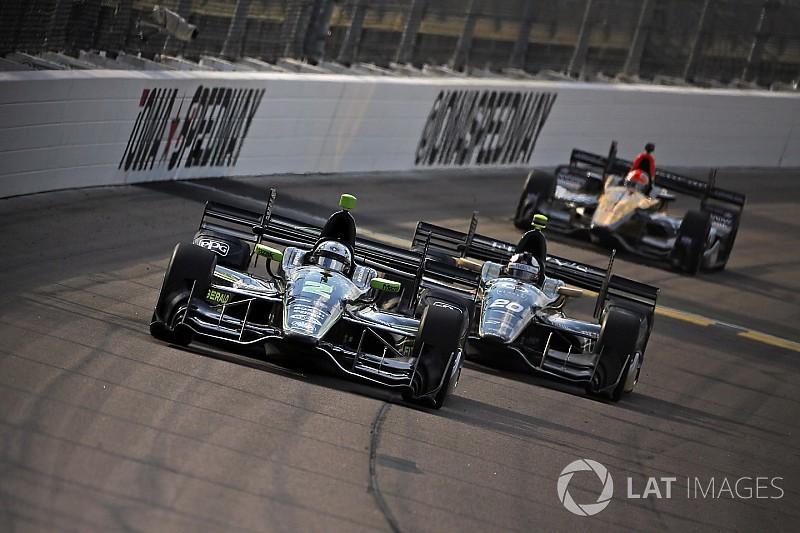 Toronto IndyCar: Newgarden, Rossi'yi geride bırakarak kazandı
