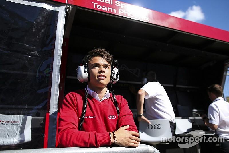 Юніора McLaren не турбує його відсутність на тестах Ф1 в Угорщині