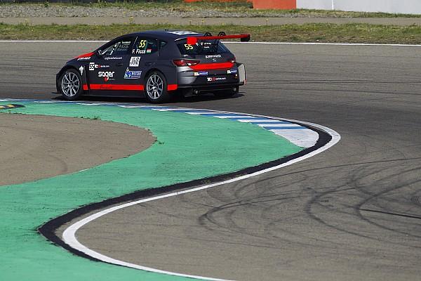 TCR: elképesztő befutó az első versenyen, Ficza második, Tassi ötödik