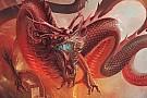 Постер дня: Ferrari с драконом