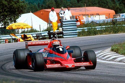 Banned: Brabham Formula 1 'fan car'