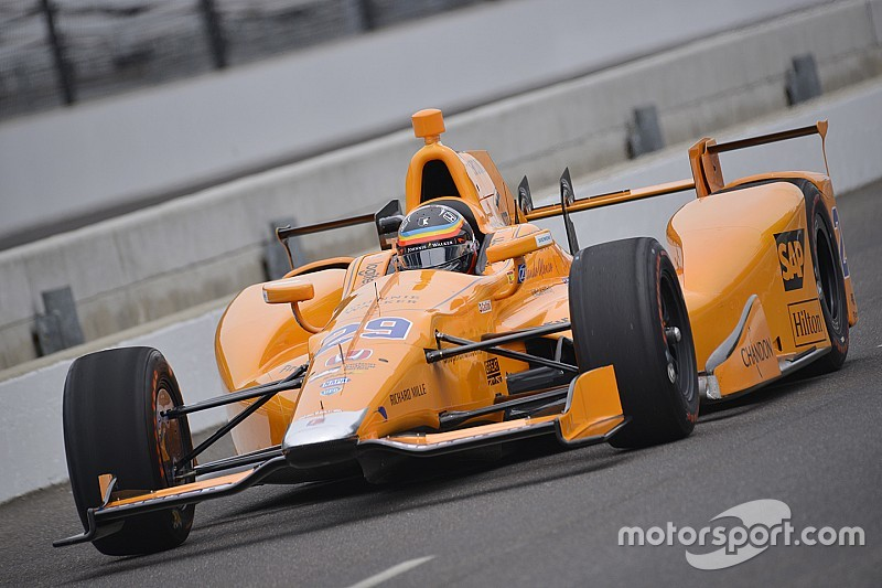 """Franchitti """"amazed"""" by Alonso's performance in Indy test"""