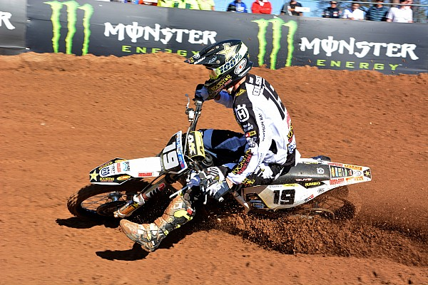 Mondiale Cross Mx2 Qualifiche In Lettonia Thomas Kjer Olsen vince le qualifiche della MX2