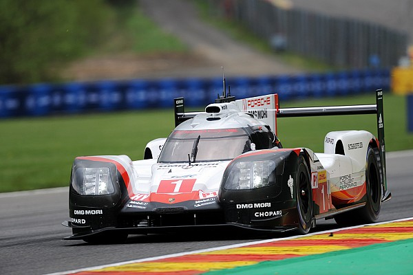 WEC: Porsche surpreende Toyota e conquista pole em Spa