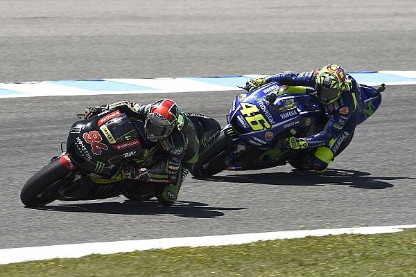 MotoGP Breaking news Folger: Saya atau Zarco akan gantikan Rossi