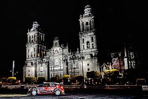 WRC Breaking news Ketika efek Trump mengancam gelaran WRC Meksiko