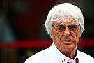 إكليستون يصف شائعات إنشائه لبطولة منافسة للفورمولا واحد بالسخيفة