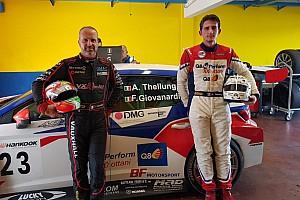 TCR Italia Ultime notizie Fabrizio Giovanardi torna in pista a Vallelunga con una SEAT León TCR