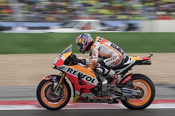 MotoGP Breaking news Aragon pace shows