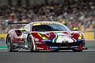 WEC Ferrari: sarà Vilander a sostituire Bird alla 6 Ore del Nurburgring