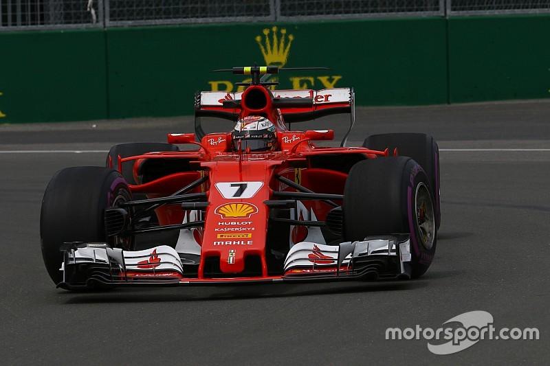 【F1】カナダFP2詳報:首位は好調のライコネン。アロンソ7番手