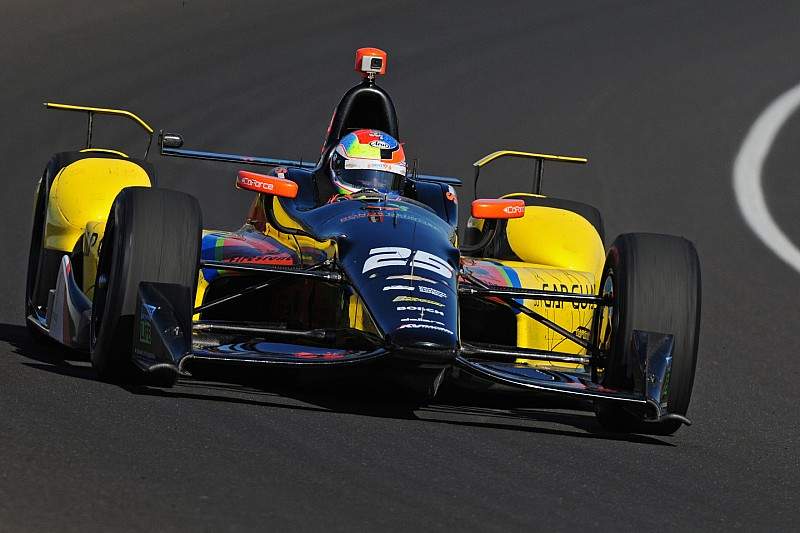 Stefan Wilson set for second Indy 500 with Andretti Autosport