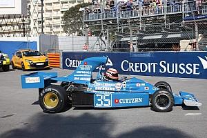 蘇った日本製F1マキF101がモナコを走った日